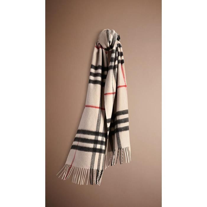 4c23fb9c9fe achat foulard burberry Avis en ligne