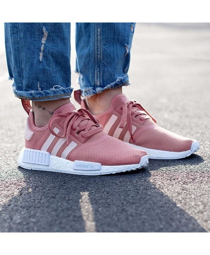 adidas femme nmd grise