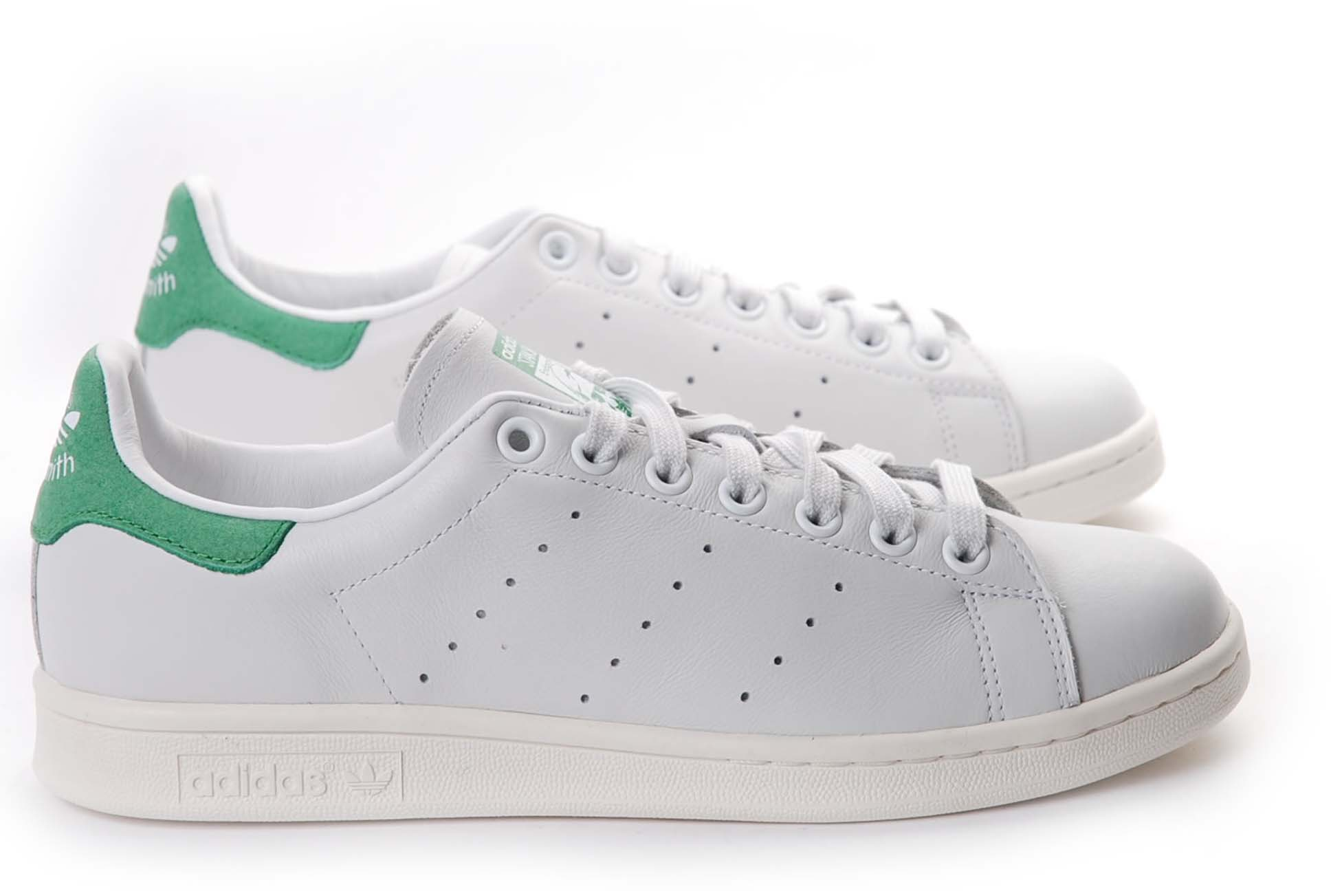 ce7b6ef63322e adidas stan smith blanche et verte Avis en ligne