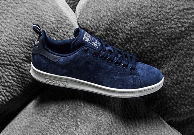Stan Adidas Avis Collegiate Navy En Smith Ligne 0OkXn8wP