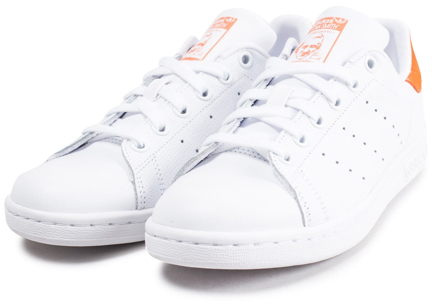 meilleures baskets 456cf e3ee3 adidas stan smith femme orange Avis en ligne