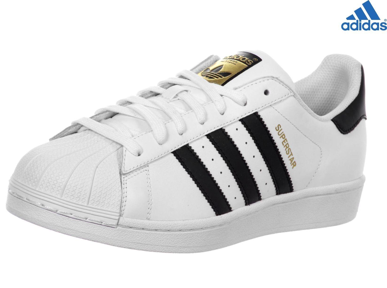Adidas Originals Superstar Beige Or Femmes Courir Chaussures