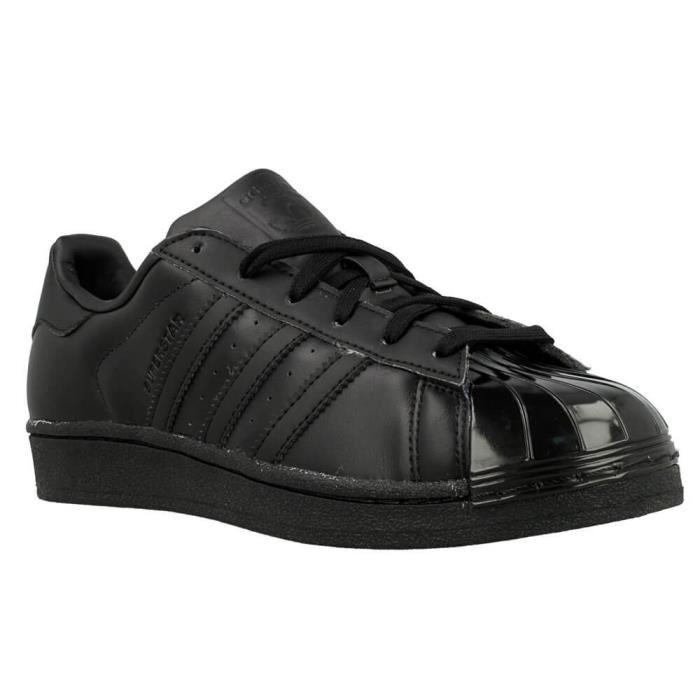 superstar noir adidas