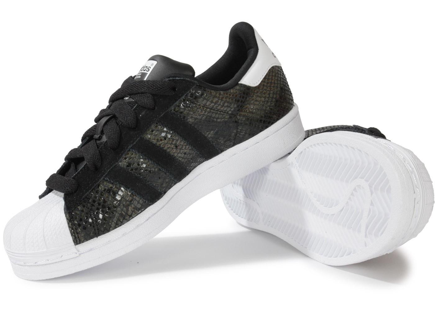 low priced 22b9b 0c538 adidas superstar noir python Avis en ligne