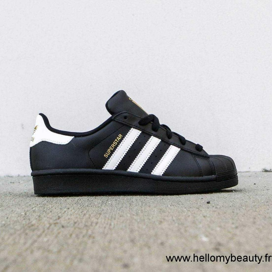 Adidas Avis En Taille Ligne Noir 34 Superstar redBWxoC