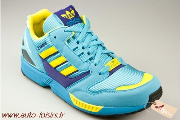 best sneakers 54bc7 abe1d adidas torsion zx 8000 achat Avis en ligne
