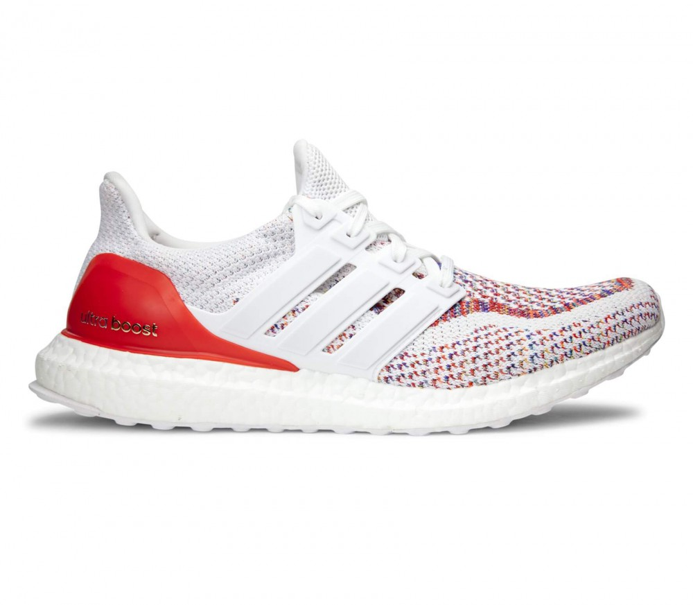 adidas ultra boost blanc rouge