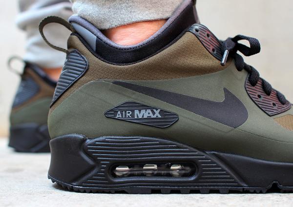 air max kaki militaire