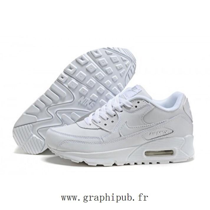 sports shoes f4d66 5f391 Acheter air max blanche femme 90 original pas cher ici en ligne avec le  prix le plus bas possible. Remises spéciales sur les nouvelles offres 2018.