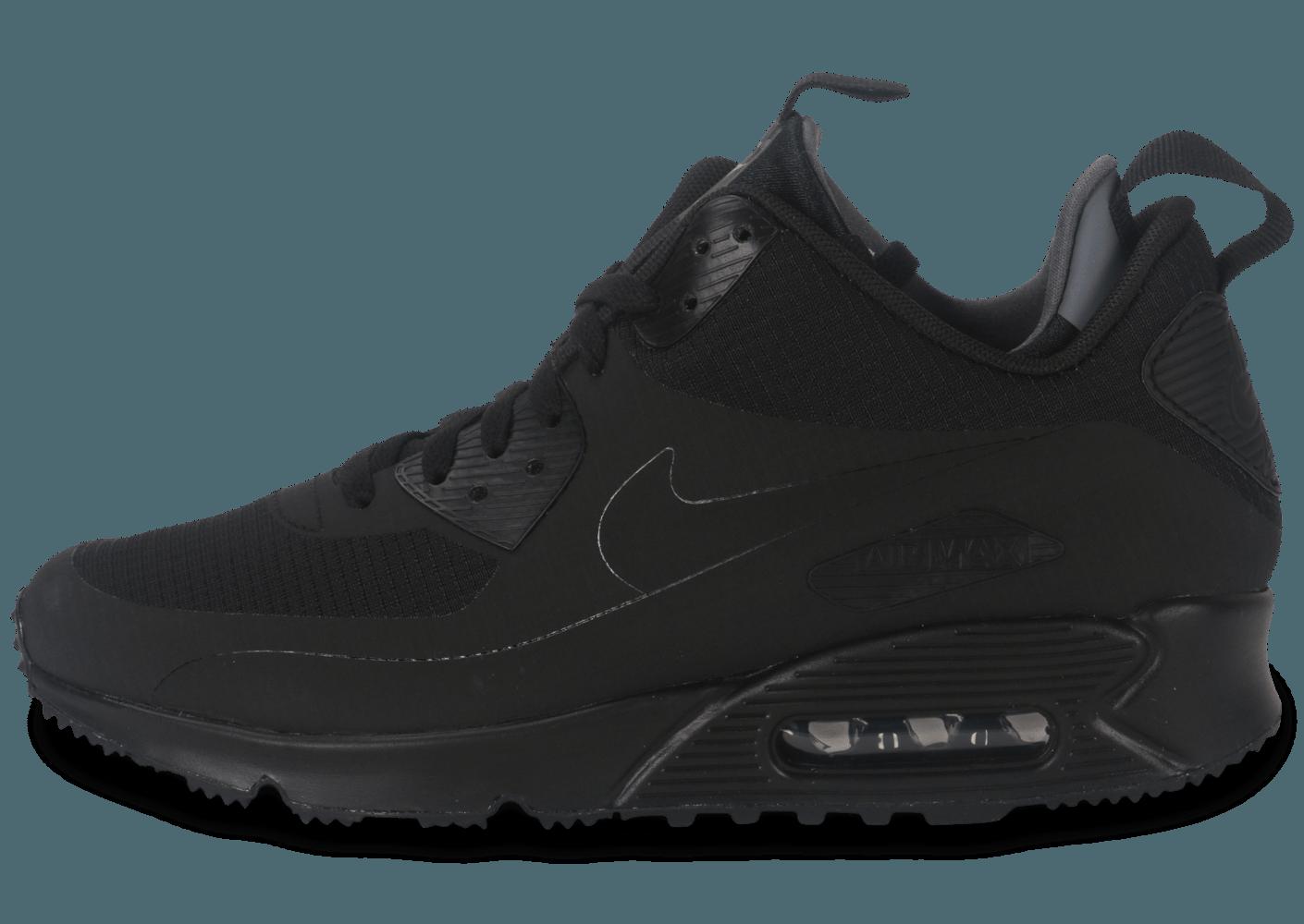separation shoes a6cda 1ea76 Acheter air max mid winter noir original pas cher ici en ligne avec le prix  le plus bas possible. Remises spéciales sur les nouvelles offres 2018.