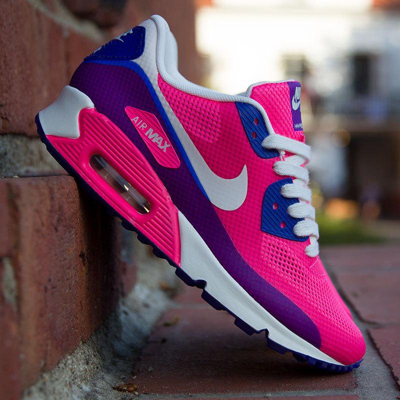 online store bd0a4 b4351 netherlands basket mode sneaker nike air max 90 ltr jr rose violet 0ec67  68d21  coupon code for air max rose violet bleu avis en ligne 8678a 7f0f3