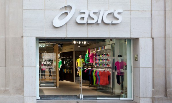 asics magasin