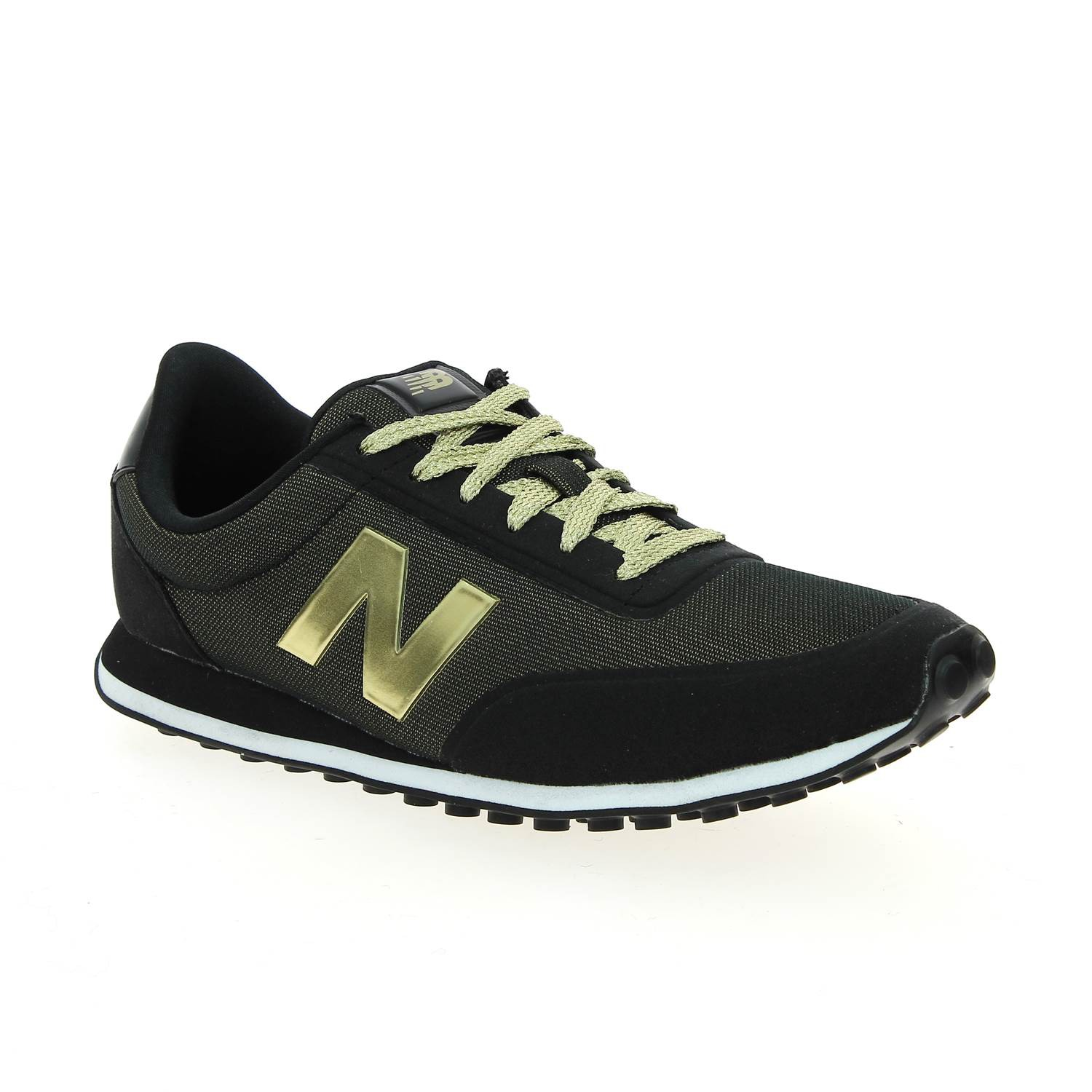 new balance 410 noir et or