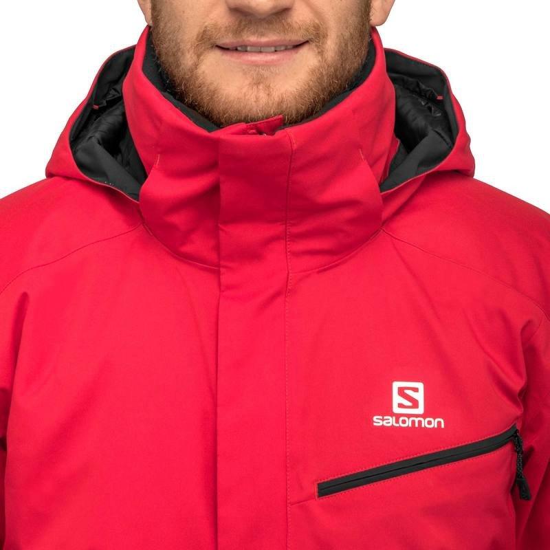 05772c5fcf3 Acheter blouson de ski salomon pas cher original pas cher ici en ligne avec  le prix le plus bas possible. Remises spéciales sur les nouvelles offres  2018.