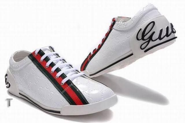 2147110a7e4 Acheter chaussure gucci pas cher homme original pas cher ici en ligne avec  le prix le plus bas possible. Remises spéciales sur les nouvelles offres  2018.