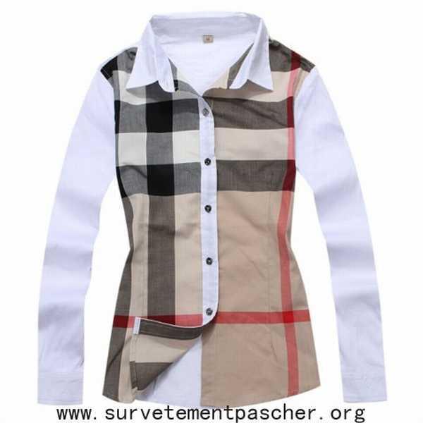 d407a66420531c chemise burberry pas cher pour femme Avis en ligne