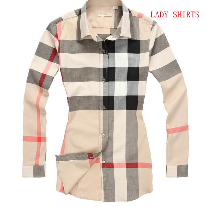Acheter chemise burberry pas cher pour femme original pas cher ici en ligne  avec le prix le plus bas possible. Remises spéciales sur les nouvelles  offres ... 3fa2dc2efa0
