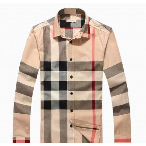 8c4dd616de8856 chemise burberry pas cher pour homme Avis en ligne