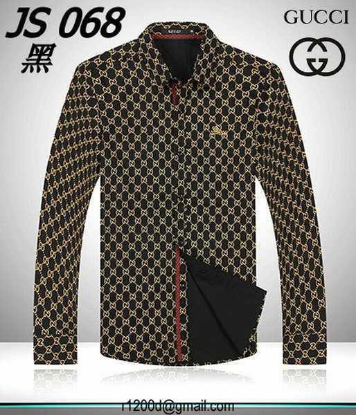 4656b33f6850 chemise gucci homme pas cher Avis en ligne