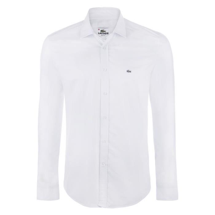 ea6268ff165 chemise lacoste pas cher Avis en ligne