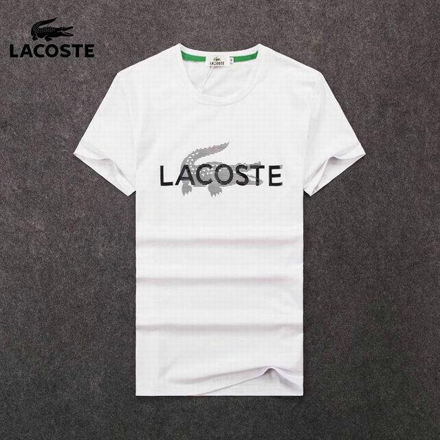 b77a3913f865 Acheter tee shirt lacoste homme pas cher original pas cher ici en ligne  avec le prix le plus bas possible. Remises spéciales sur les nouvelles  offres 2018.